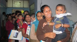 Nagpur Cleft Lip & Palate Camp January 2014