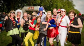 Super Hero Run London